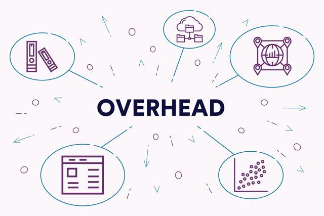 overhead là gì?