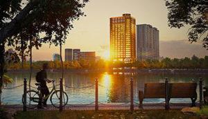 Thiết kế website khách sạn 5 sao Dolce By Wyndham Hanoi Golden Lake